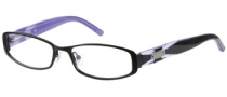 Candies C Estella Eyeglasses Eyeglasses - BLK: Black
