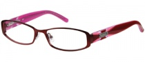 Candies C Estella Eyeglasses Eyeglasses - BU: Burgundy