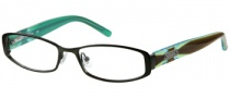 Candies C Estella Eyeglasses Eyeglasses - GRN: Green