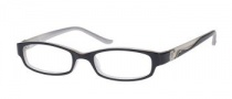 Candies C Fran Eyeglasses Eyeglasses - BLK: Black