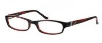 Candies C Fran Eyeglasses Eyeglasses - BU: Burgundy