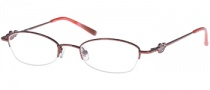 Candies C Lalita Eyeglasses Eyeglasses - BU: Burgundy