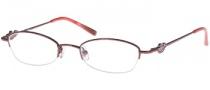 Candies C Lalita Eyeglasses Eyeglasses - BU: Burgundy