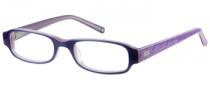 Candies C Nicolete Eyeglasses Eyeglasses - PUR: Purple / Lavender