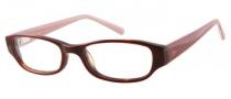 Candies C Pixie Eyeglasses Eyeglasses - BU: Burgundy / Tortoise