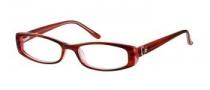 Candies C Roxanne Eyeglasses Eyeglasses - BRNHRN: Brown Horn