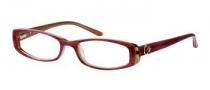 Candies C Roxanne Eyeglasses Eyeglasses - PURHRN: Purple Horn