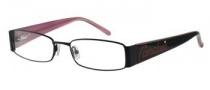 Candies C Valerie Eyeglasses Eyeglasses - BLKPK: Black Pink