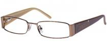 Candies C Valerie Eyeglasses Eyeglasses - BRN: Brown