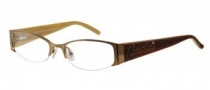 Candies C Vivienne Eyeglasses Eyeglasses - BRN: Brown