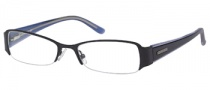 Candies C Zola Eyeglasses Eyeglasses - BLK: Black
