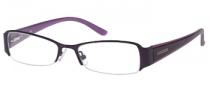 Candies C Zola Eyeglasses Eyeglasses - PUR: Purple