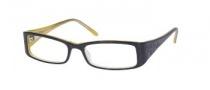 Rampage R 100 Eyeglasses Eyeglasses - BLK: Black / Beige