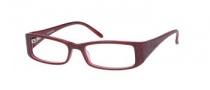 Rampage R 100 Eyeglasses Eyeglasses - BU: Burgundy / Pink