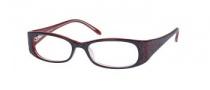 Rampage R 101 Eyeglasses Eyeglasses - BLKRD: Black / Red