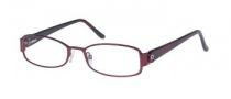 Rampage R 102 Eyeglasses Eyeglasses - BU: Burgundy