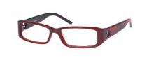 Rampage R 104 Eyeglasses Eyeglasses - BU: Burgundy