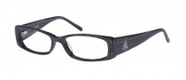 Rampage R 113 Eyeglasses Eyeglasses - BLK: Black Striped