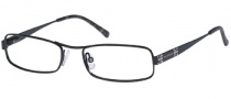 Rampage R 122 Eyeglasses Eyeglasses - BLK: Black