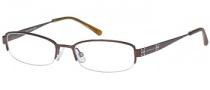 Rampage R 123 Eyeglasses Eyeglasses - BRN: Brown