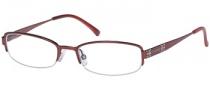 Rampage R 123 Eyeglasses Eyeglasses - BU: Burgundy