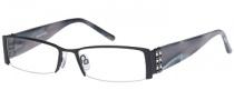 Rampage R 124 Eyeglasses Eyeglasses - BLK: Black