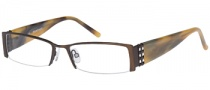 Rampage R 124 Eyeglasses Eyeglasses - BRN: Brown