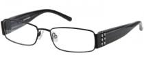 Rampage R 131 Eyeglasses Eyeglasses - BLK: Satin Black