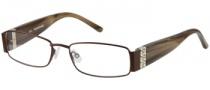 Rampage R 131 Eyeglasses Eyeglasses - BRN: Satin Brown