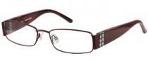 Rampage R 131 Eyeglasses Eyeglasses - BU: Burgundy