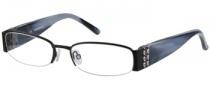 Rampage R 132 Eyeglasses Eyeglasses - BLK: Satin Black