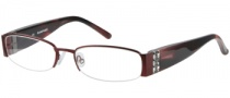 Rampage R 132 Eyeglasses Eyeglasses - BU: Satin Burgundy