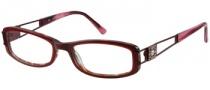 Rampage R 134 Eyeglasses Eyeglasses - BU: Burgundy