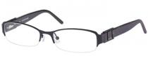 Rampage R 136 Eyeglasses Eyeglasses - BLK: Black
