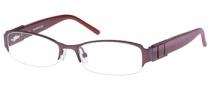 Rampage R 136 Eyeglasses Eyeglasses - BU: Burgundy