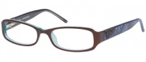 Rampage R 137 Eyeglasses Eyeglasses - BRN: Brown