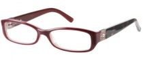 Rampage R 141 Eyeglasses Eyeglasses - BU: Burgundy