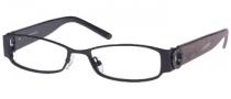 Rampage R 143 Eyeglasses Eyeglasses - BLK: Satin Black