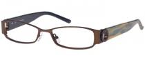 Rampage R 143 Eyeglasses Eyeglasses - BRN: Satin Brown
