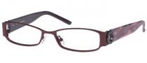 Rampage R 143 Eyeglasses Eyeglasses - BU: Satin Burgundy