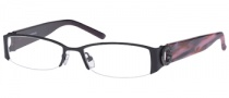 Rampage R 144 Eyeglasses Eyeglasses - BLK: Black