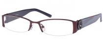 Rampage R 144 Eyeglasses Eyeglasses - BU: Burgundy