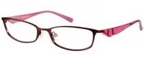 Rampage R 146 Eyeglasses Eyeglasses - BU: Satin Burgundy