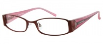 Rampage R 148 Eyeglasses Eyeglasses - BU: Satin Burgundy