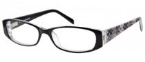 Rampage R 152 Eyeglasses Eyeglasses - BLK: Black / Crystal
