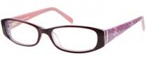 Rampage R 152 Eyeglasses Eyeglasses - BU: Burgundy / Pink