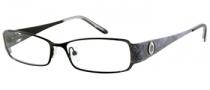 Rampage R 154 Eyeglasses Eyeglasses - BLK: Satin Black