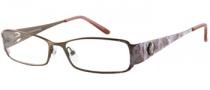 Rampage R 154 Eyeglasses Eyeglasses - BRN: Satin Brown