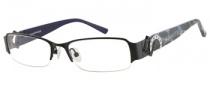 Rampage R 158 Eyeglasses Eyeglasses - BLK: Satin Black