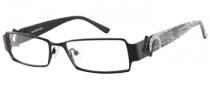 Rampage R 159 Eyeglasses Eyeglasses - BLK: Satin Black